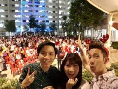 Buona Vista CC SG50 Christmas Celebration