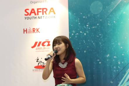SAFRA The Ultimate Voice 2016